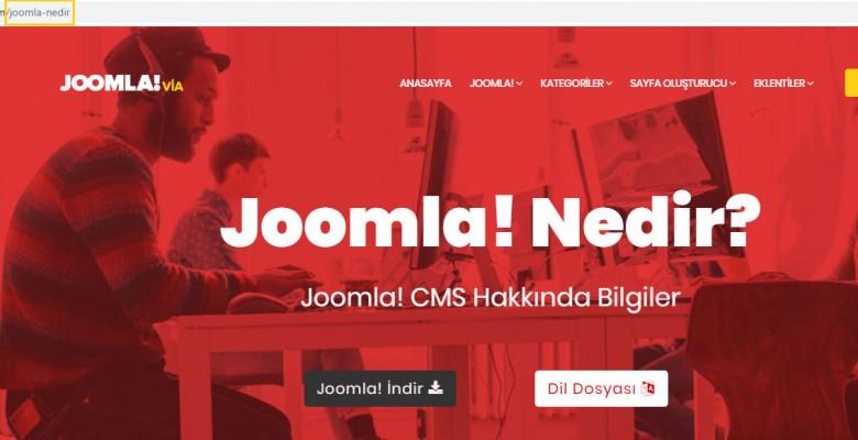 Joomla! Sitenizi SEO Dostu Hale Getirmenin Önemli Adımı